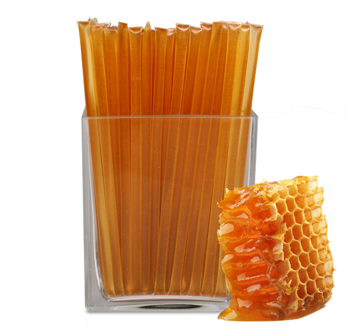 Honey Stix: 12 pack